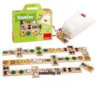 Animale sălbatice<br>Domino