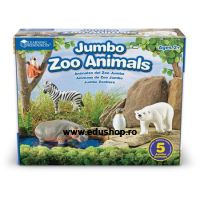 Jumbo - animale din Zoo